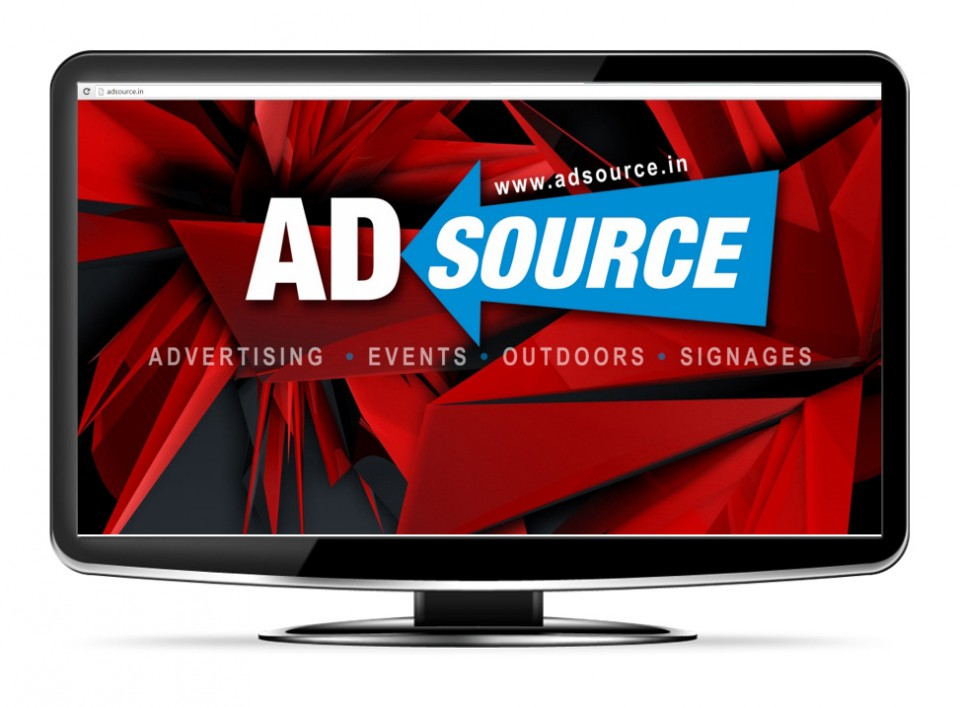 ADSOURCE: A multi-media website for an Ad agency